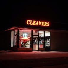 environmentally friendly dry cleaning