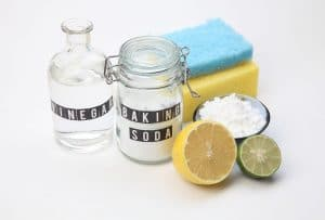 Preparing eco cleaning products at home